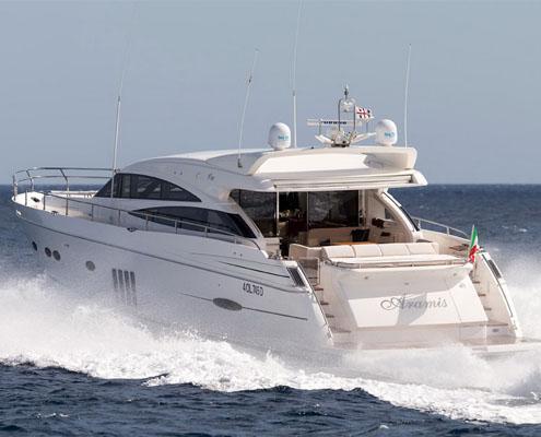 Noleggio yachts e barche a motore - Listino prezzi